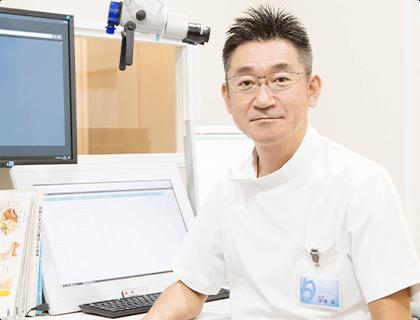 大阪市西区のわたなべ耳鼻咽喉科の院長渡邉建です。
